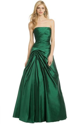 Monique Lhuillier Fit For Royalty Gown on shopstyle.com