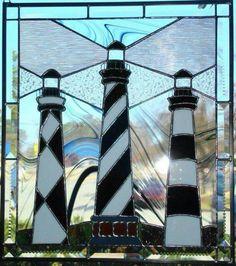 NC lighthouses - Hattaras, okracoke