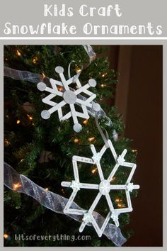 Bits Of Everything: Kids Craft Ornament
