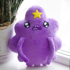 Купить Настоящая Принцесса Пупырка (Princess Lumpyspace) Время Приключений - фиолетовый, пупырка, принцесса
