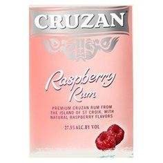Cruzan Rum Raspberry 1.75L
