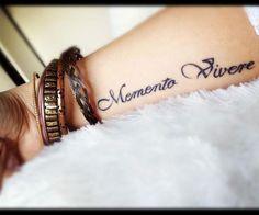 Memento vivire - Acuérdate de vivir