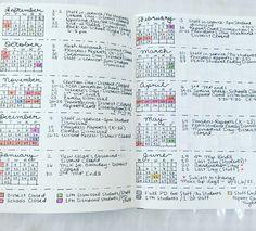 My Teacher Bullet Journal Setup – Alexandra Plans