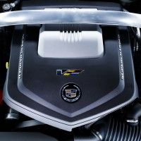 Cadillac has bolted a 6.2-liter supercharged V8 under the hood of the CTS-V sedan that creates 556 horsepower and 551 pound-feet of torque. It is in Fact the MOST Powerful engine ever fitted to a Cadillac / 2014 Cadillac CTS-V sedan (GM). #HaveFun