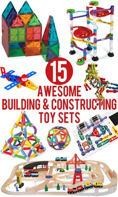 15 Awesome Building & Constructing Toy Sets for Kids | Childhood101