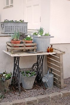wonderful garden deco idea