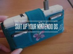 Suit up Your #Nintendo DS → #Lifestyle [ more at http://lifestyle.allwomenstalk.com ]  #
