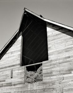 Detail of Barn, Irrigon, Morrow County, Oregon is a different tone for the famous photographer Dorothea Lange, but remains all-American and strikingly beautiful.  **TODAY 1/27 ONLY - available for 40% off with code RIDONKEST!**