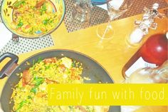 Paella- a yummy satisfying, full of flavour Spanish originated dish that will leave you wanting more.