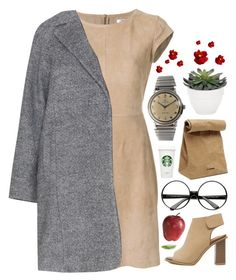 """""""Preadored"""" by emilypondng ❤ liked on Polyvore featuring DESA 1972, Torre & Tagus, ZeroUV, Jil Sander, Pier 1 Imports, vintage and PreAdored"""