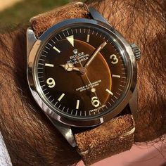 luxury watches for beginners Vintage Watches For Men, Vintage Rolex, Luxury Watches For Men, Dream Watches, Sport Watches, Cool Watches, Rolex 116234, Rolex Watches, Rolex Cosmograph Daytona