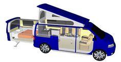 DoubleBack Ultimate Camper Van – Vogel Talks RVing
