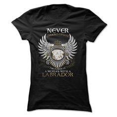 A WOMAN WITH LABRADOR T Shirt, Hoodie, Sweatshirt