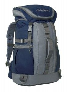 Arrowhead Technical Backpack: The perfect pack to get you through a weekend trek or across a continent.