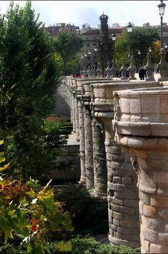 Madrid, Puente de Toledo.