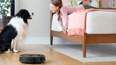 Your home may be filled with dozens of smart devices, but the robot vacuum's ability to actually navigate around your house makes it a little bit special. Stinky Washing Machine, Washer Smell, Power Clean, Best Vacuum, Pvc Vinyl, Vinyl Flooring, Flooring Ideas, House Made