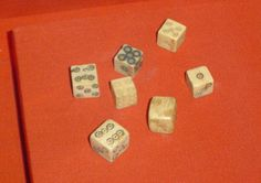 Roman Board Games -- Tesserae