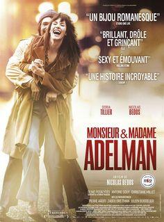 MONSIEUR & MADAME ADELMAN (Concours) 5×2 places à gagner - Les Chroniques de Cliffhanger