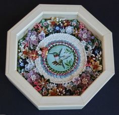 Miniature Sailor Valentine, Joy Henderson Laceys Spring, Alabama
