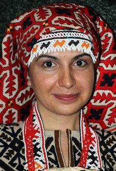 Khanty-Mansi costume
