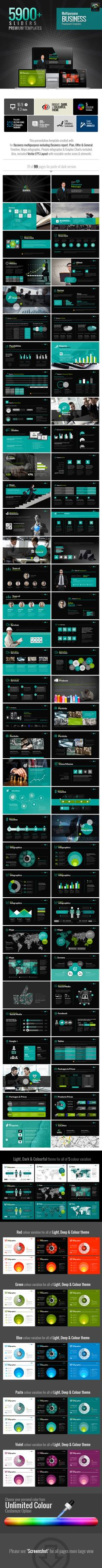 MultiEco Business Template — Powerpoint PPT #clean #creative templates • Available here → https://graphicriver.net/item/multieco-business-template/6436064?ref=pxcr