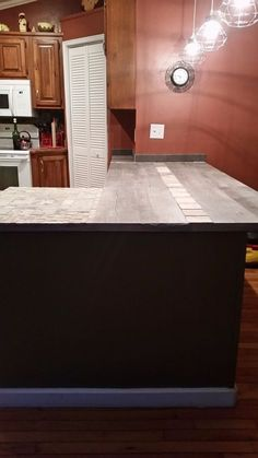 Lots of people hate their laminate counters, but no one thinks of this!