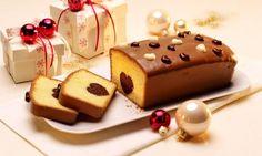 Kastenkuchen mit einer Herz-Füllung aus Marzipan - nicht nur zu Weihnachten ein Hingucker