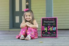 Hey, I found this really awesome Etsy listing at https://www.etsy.com/listing/154175100/im-going-to-be-a-big-sister-big-sister