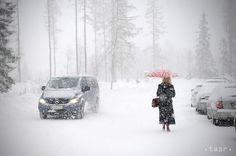 Na horách sa vybúri vietor, inde sa objavia snehové jazyky a záveje - Slovensko - TERAZ.sk