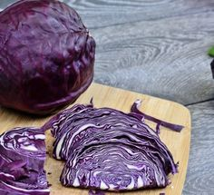 Red cabbage's primary characteristics — its red hue and bitter, peppery flavor — In addition to these important phytochemicals, cabbage contributes to your overall health with fiber and a range of vitamins and minerals Red Cabbage Benefits, Gnocchi, Vitamins And Minerals, Vegan, Vegetables, Estate, Bitter, Hue, Health
