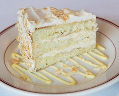 Coconut Cake – Layers of moist White Cake with Southern Comfort ...