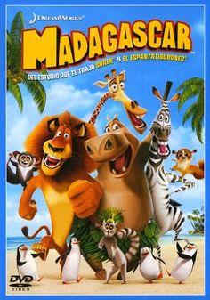 Madagascar 1 online latino 2005 VK