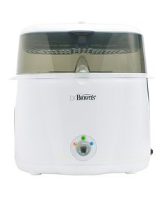 Another great find on #zulily! Dr. Brown's Deluxe Bottle Sterilizer by Dr. Brown's #zulilyfinds
