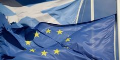European concerns that Scotland wants to split from England