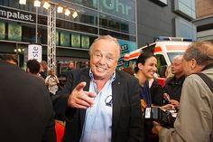 Dieter Bellmann beim Fan-Event.   Rechte: ARD/Axel Berger
