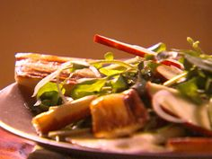 Parsnip Salad from FoodNetwork.com