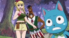 Fairy Tail Images, Fairy Tail Lucy, Fairytail, Action, Base, Anime, Group Action, Cartoon Movies, Adventure Movies