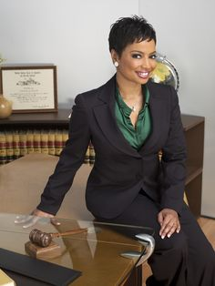 """Judge Lynn Toler """"You can't hold on to something because you think it's going to be something else."""""""