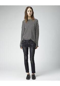 Easy Stripes and Skinny