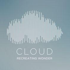 """Cloud"" installation logo - Atelier, Swellendam"