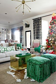 Dimples and Tangles: 2016 CHRISTMAS HOME TOUR (PART 1)- LIVING ROOM AND DINING ROOM