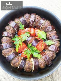Patlıcan Kebabı – Sağlıklı Mutfak