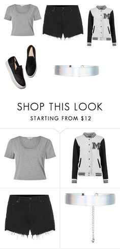 """""""Untitled #178"""" by lilicabsilveira-1 on Polyvore featuring Miss Selfridge, rag & bone and Accessorize"""