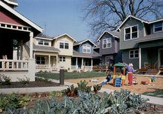 Matéria sobre cohousing: 7 elementos de uma comunidade bem sucedida