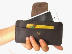 Это интересно: Кожаный чехол для телефона и карт
