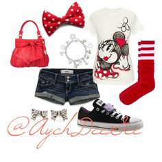 disney world! i love this outfit even though i have never been to disney world but would be a cute outfit if i ever go