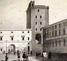 MyCagliari: Le mura del Quartiere Castello