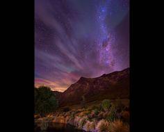 The Brackstone Pond, Gibbstone Valley, NZ