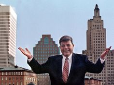 Buddy Cianci is a Rhode Island legend. No denying that!
