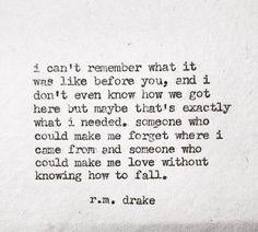 #rmdrake #love
